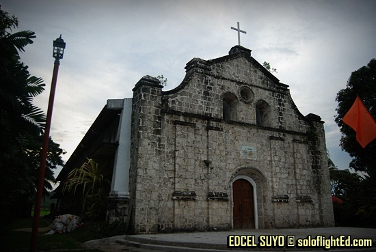 Navalas Church in Guimaras