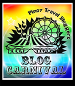 Pinoy Travel Blogger's Blog Carnival