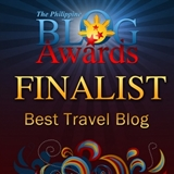 PBA 2011 Best Travel Blog Finalist
