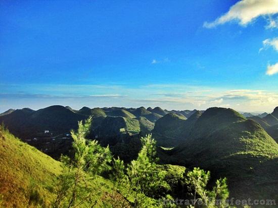 Osmena Peak, Mantalungon, Dalaguete, Cebu