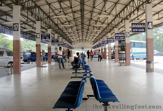 Trat Bus Station