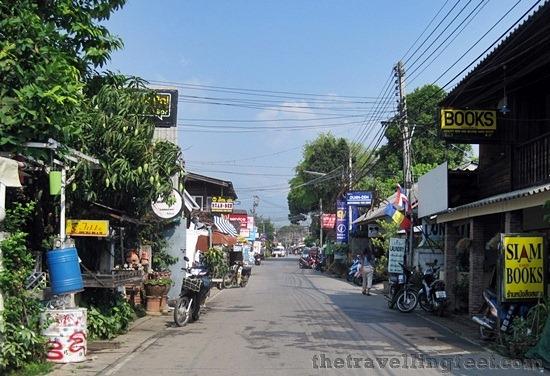 street of Pai