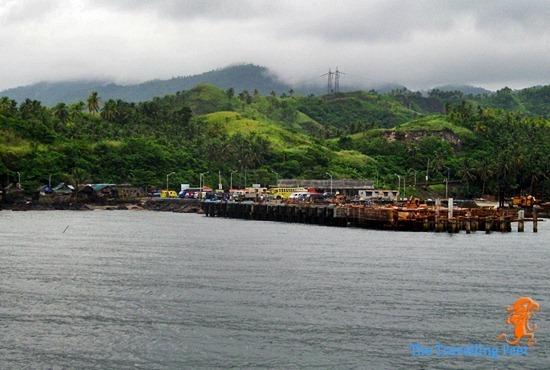 Port of Maguinoo Calbayog Samar