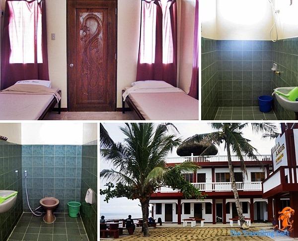 Villa Amor, Biri Island, Samar