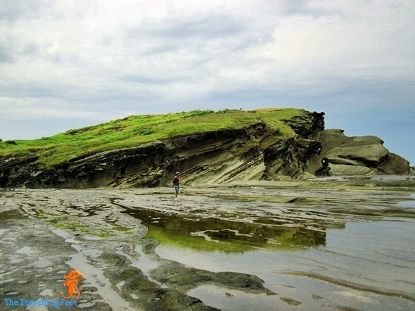 Biri Island - Magaspad Rock Formation