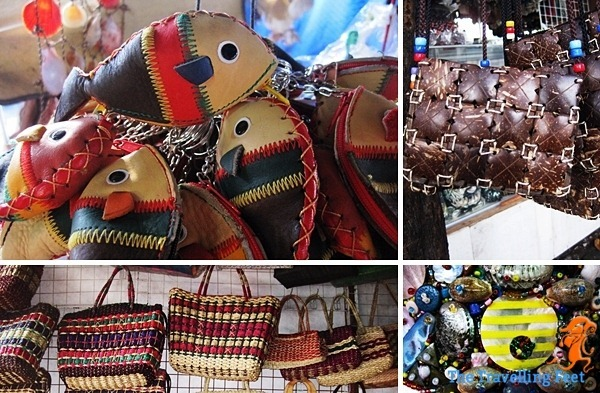 handicraft bags from Cebu