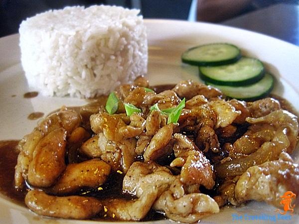 California Chicken Cafe Encino Yelp