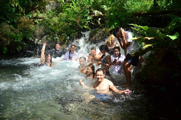 Timoga Spring Pools