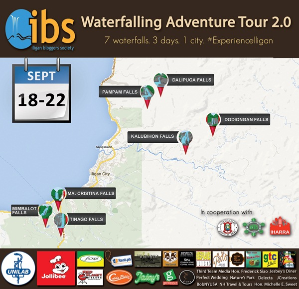 WAT 2.0 Itinerary
