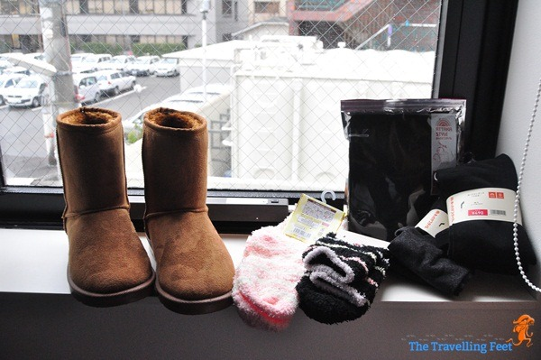18 Ways To Survive Winter In Japanthe Travelling Feet