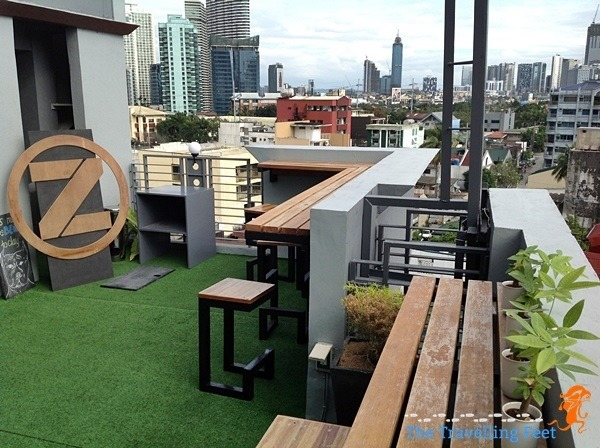 Z Hostel Staying At A Luxury Hostel In Makati City