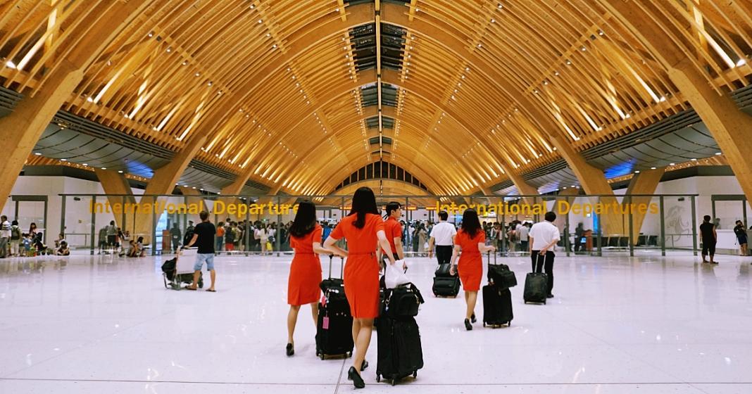 Quick Tour Mactan Cebu International Airport Terminal 2