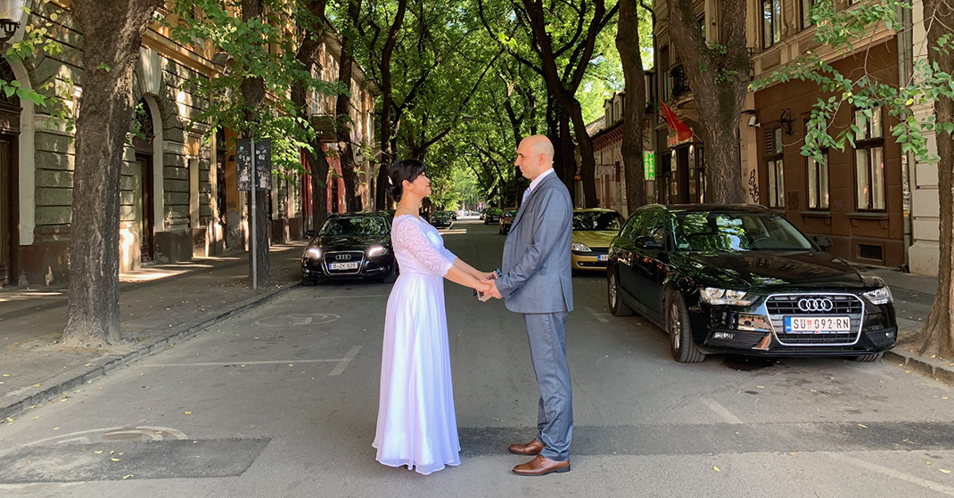 getting married in serbia